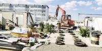我市又一批违法建设被拆除